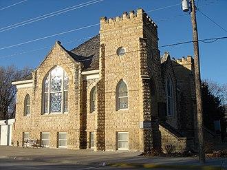 Ellis, Kansas - Image: Ellischurch