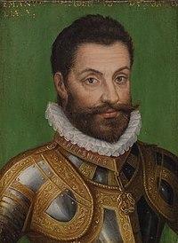 Emanuele Filiberto di Savoia, il quale lasciò nel Cinquecento all'Ordine Mauriziano la gestione del castello di Stupinigi e delle terre circostanti