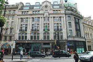 Embassy of Brazil, London - Image: Embaixada Do Brasil