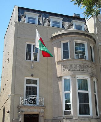 Foreign relations of Madagascar - Embassy of Madagascar in Washington, DC