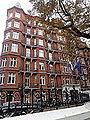 Embassy of the Netherlands, Kensington Road, London (25th September 2014) 001.JPG
