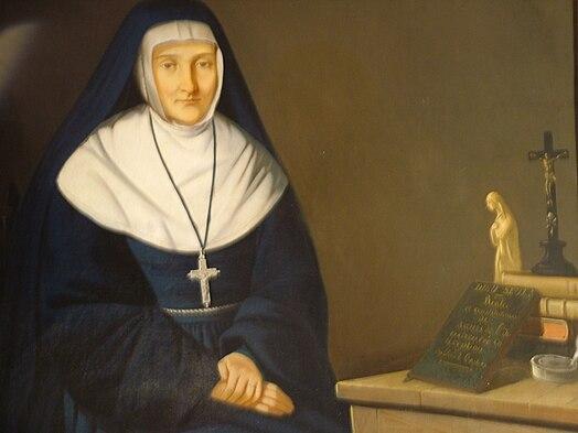 3 octobre : Sainte Jeanne-Emilie de Villeneuve 524px-Emilie_de_Villeneuve