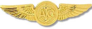 Aircrew Badge - Naval and Coast Guard Aircrew Badge