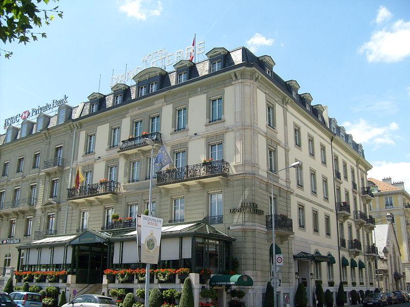 Hotel D Angleterre Rue De La Boetie Paris