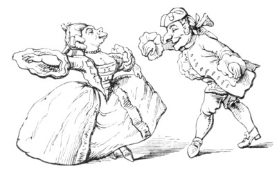 English Caricaturists, 1893 - Sentimental Courtship.png