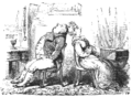 English Caricaturists, 1893 - The Tete a Tete.png