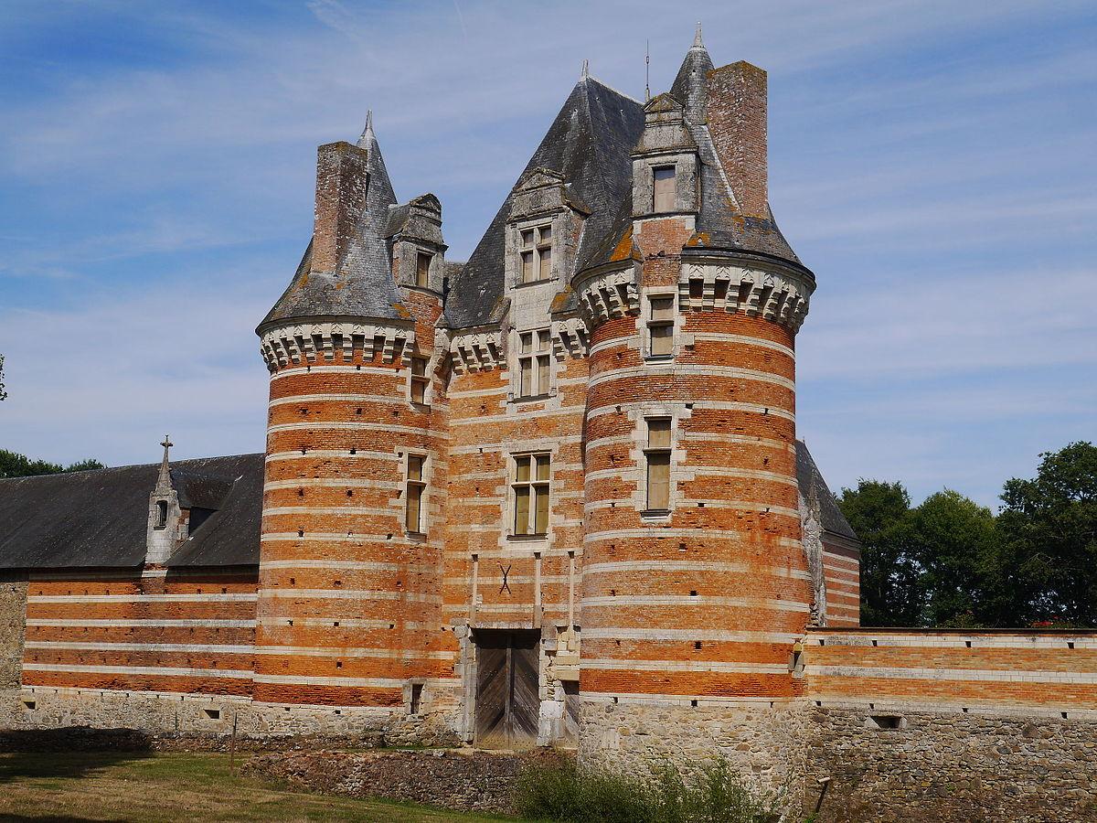 Château de Mortiercrolles — Wikipédia
