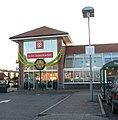 Entrance to the Solar Supermarket in Long Stratton - geograph.org.uk - 1596529.jpg