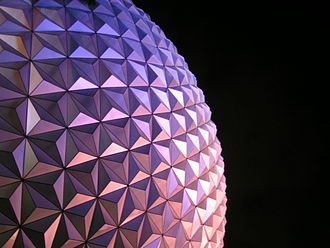 Walt Disney World Millennium Celebration - The celebration was primarily based in Epcot