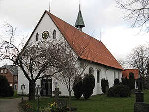 Erfde - Church