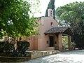 Ermita del Sant Crist de Llaceres, Sant Cugat-2.JPG