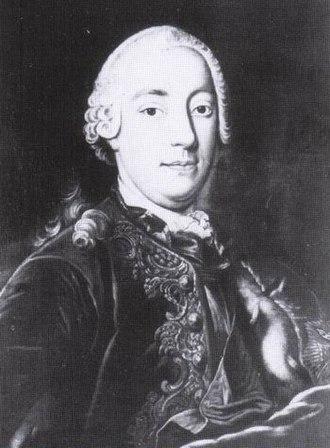 Ernest Frederick, Duke of Saxe-Coburg-Saalfeld - Image: Ernesto Federico de Wettin Saalfeld