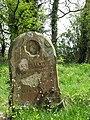 Eroded gravestone - geograph.org.uk - 773296.jpg