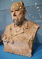 Esbòs del bust de Teodor Llorente i Olivares per al monument del Parc de la Ciutadella de Barcelona, Eusebi Arnau i Mascort.jpg