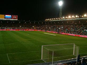 Helmántico Stadium - Image: Estadio Helmantico Spain vs China 2005