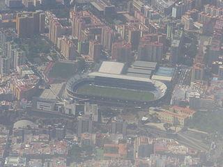 Estadio Heliodoro Rodríguez López football stadium