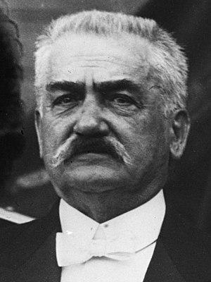Eugène Étienne - Eugène Etienne in 1914