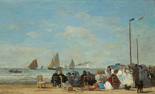 В Галерее Моретти стартовала выставка шедевров импрессионистов