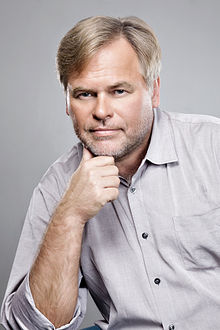 A headshot of Eugene Kaspersky