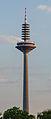 Europaturm, Frankfurt, North-West View 140612 1.jpg