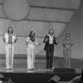 Eurovision Song Contest 1976 rehearsals - United Kingdom - Brotherhood of Man 16.png