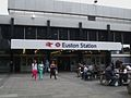 Euston station west entrance.JPG