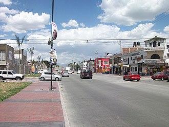Gustavo A. Madero, Mexico City - Image: Euzkaro 18