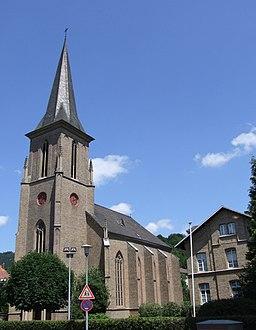 Evangelische Kirche Koenigswinter