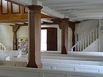 Evangelische Kirche Trais-Horloff Empore 07.JPG