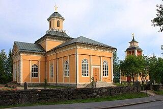 Evijärvi Municipality in Southern Ostrobothnia, Finland