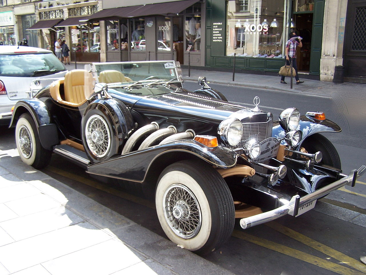 Classic Car Club Hong Kong