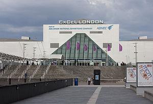 Custom House, London - ExCeL Exhibition Centre west entrance