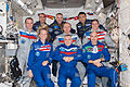Expedition 37 in-flight crew portrait (3) with Expedition 38 crew.jpg