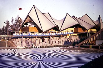 Expo 67 pavilions - The Expo 67 Ontario pavilion