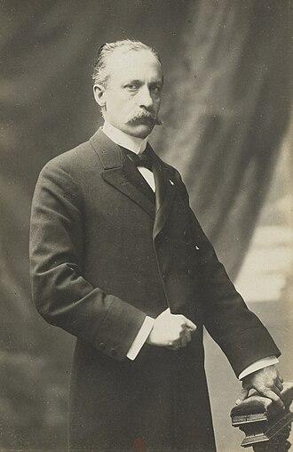 Ferdinand Peck - Ferdinand Wythe Peck at the Exposition Universelle (1900).