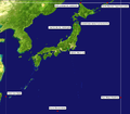 Extreme points japan map.png