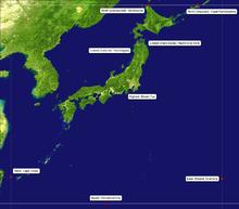 日本 の 端 の 島 覚え 方