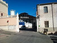 Fàbrica Bambu Papeleras Reunidas - Paperera Alcoiana.JPG