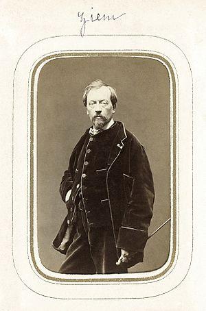Félix Ziem - Félix Ziem (c.1865)