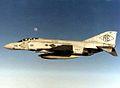 F-4J Phantom of VF-102 in flight c1980.jpg