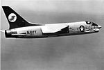 F-8L Crusader of VC-4 in flight in 1968.jpg