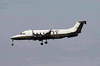 F-GLNF - B190 - Twin Jet