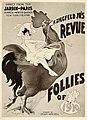 F. Ziegfeld Jr.'s Revue - FOLLIES OF 1910 (Hy Mayer poster).jpg