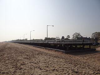 South Beach–Franklin Delano Roosevelt Boardwalk Boardwalk in Staten Island, New York