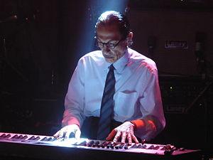 Ron Mael - Mael onstage with FFS, 2015