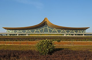 Kunming Changshui International Airport airport