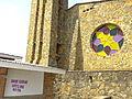 Facade of Genocide Memorial Church - Karongi-Kibuye - Western Rwanda - 01.jpg