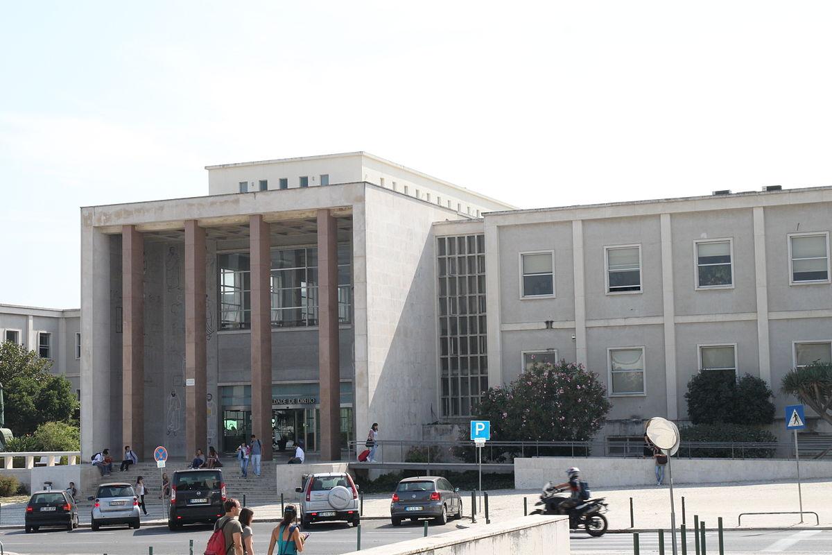 Resultado de imagen de faculdade de direito lisboa