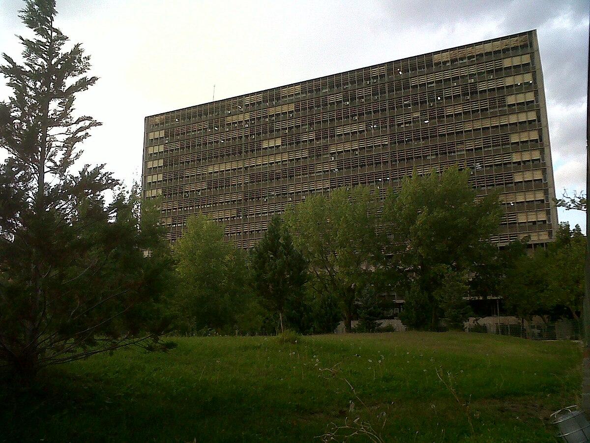 Facultad de Ciencias Biológicas (Universidad Complutense de Madrid ...