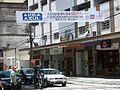 Faixa sobre a Rua Padre Café sobre a implantação de estacionamento rotativo - Juiz de Fora.jpg
